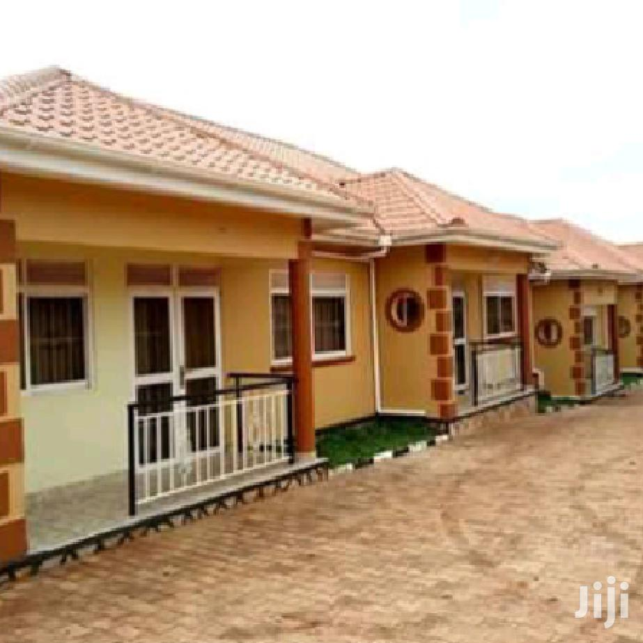 Kyanja Center Brand New Double Self Contained for Rent