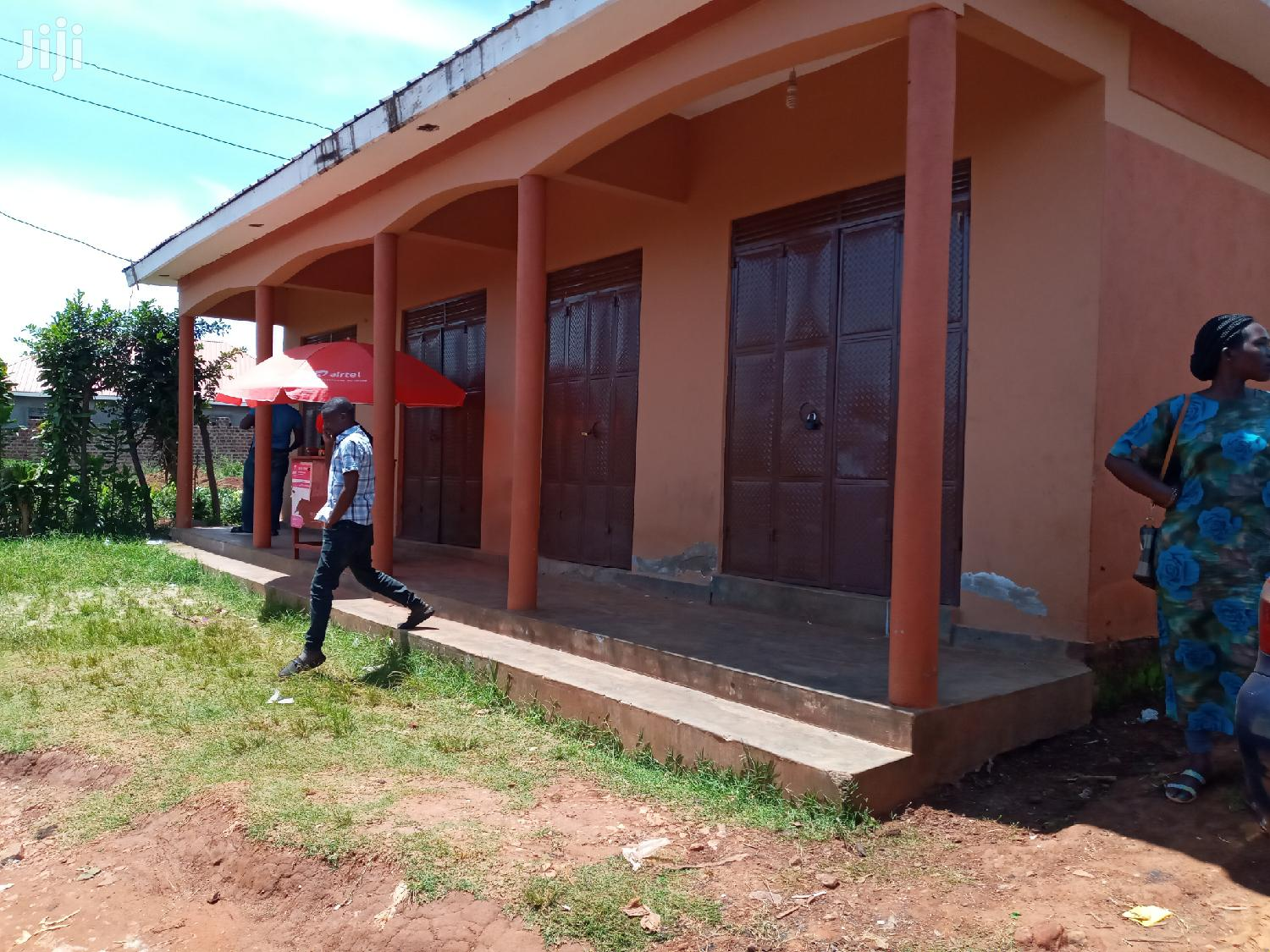 Four Commercial Shops After Munyonyo For Sale