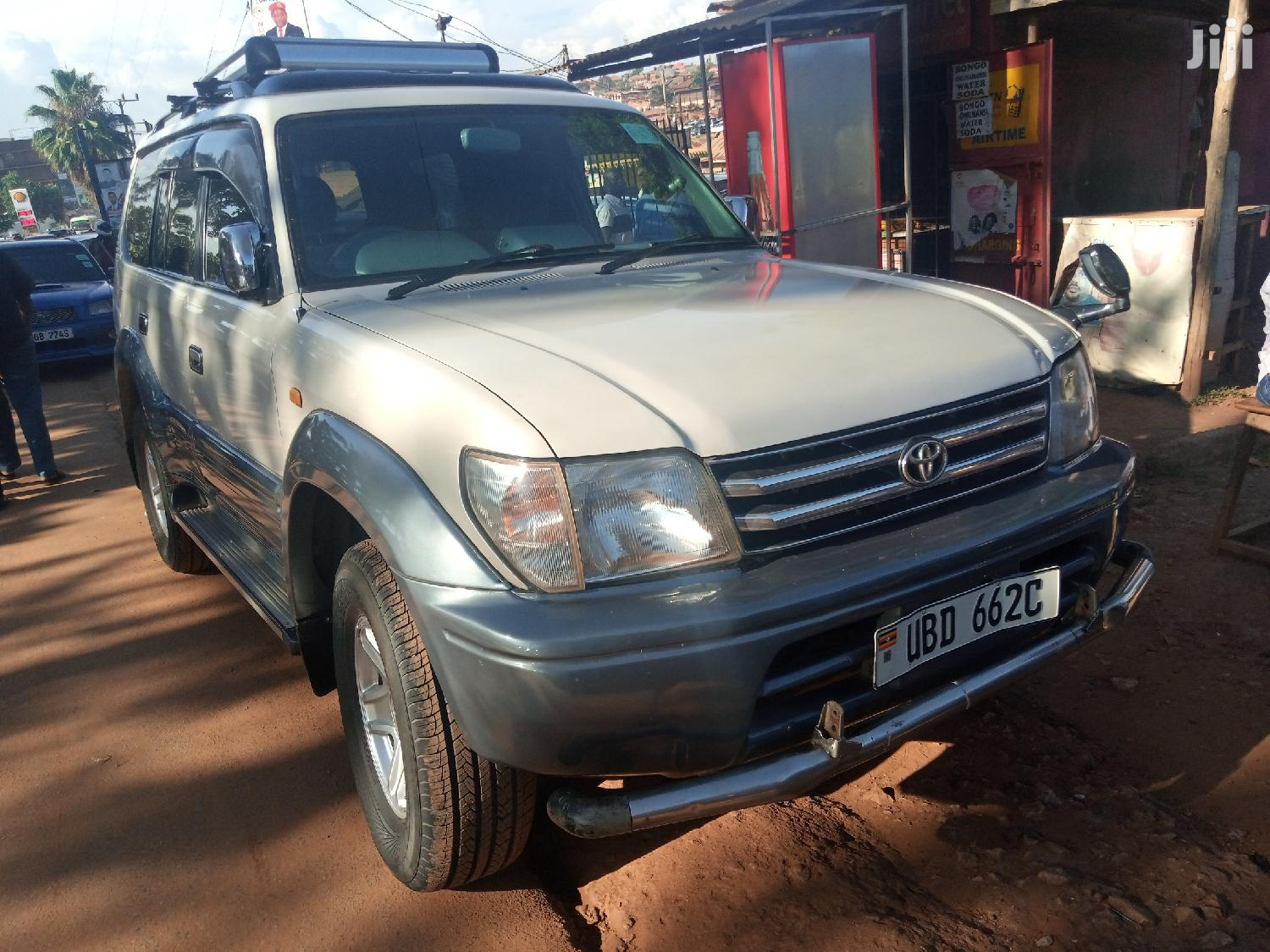 Archive: Toyota Land Cruiser 1998 Silver