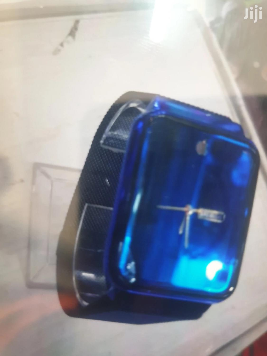 Unisex Apple Watch With Led Display