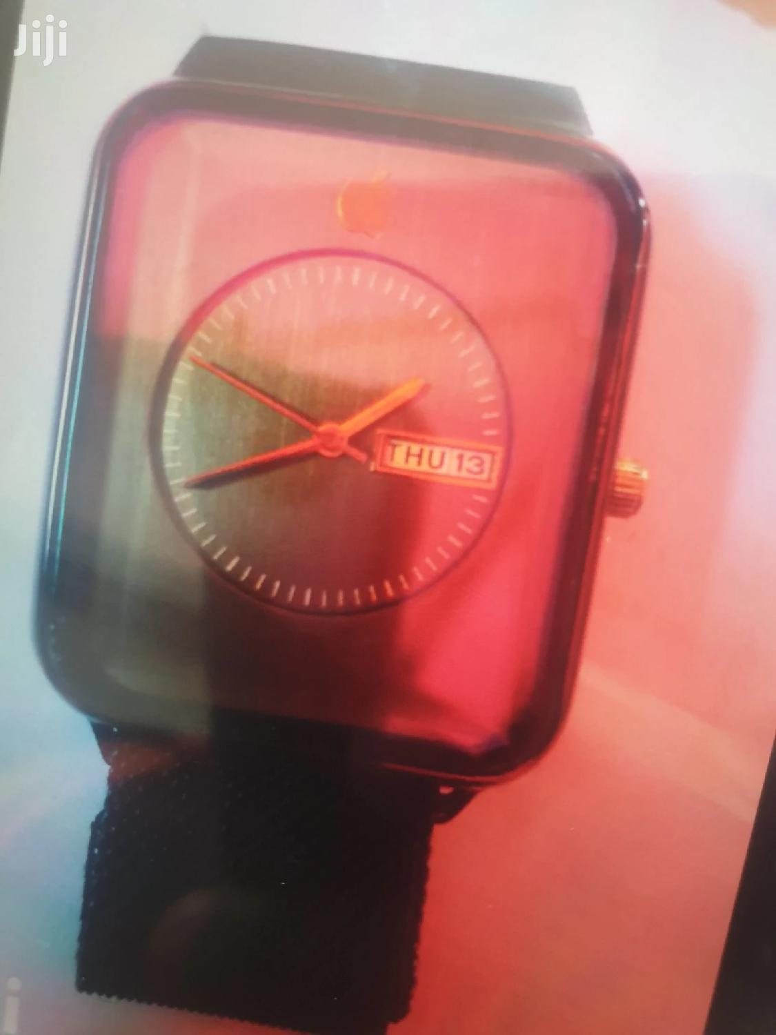 Unisex Apple Watch With Led Display | Watches for sale in Kampala, Central Region, Uganda