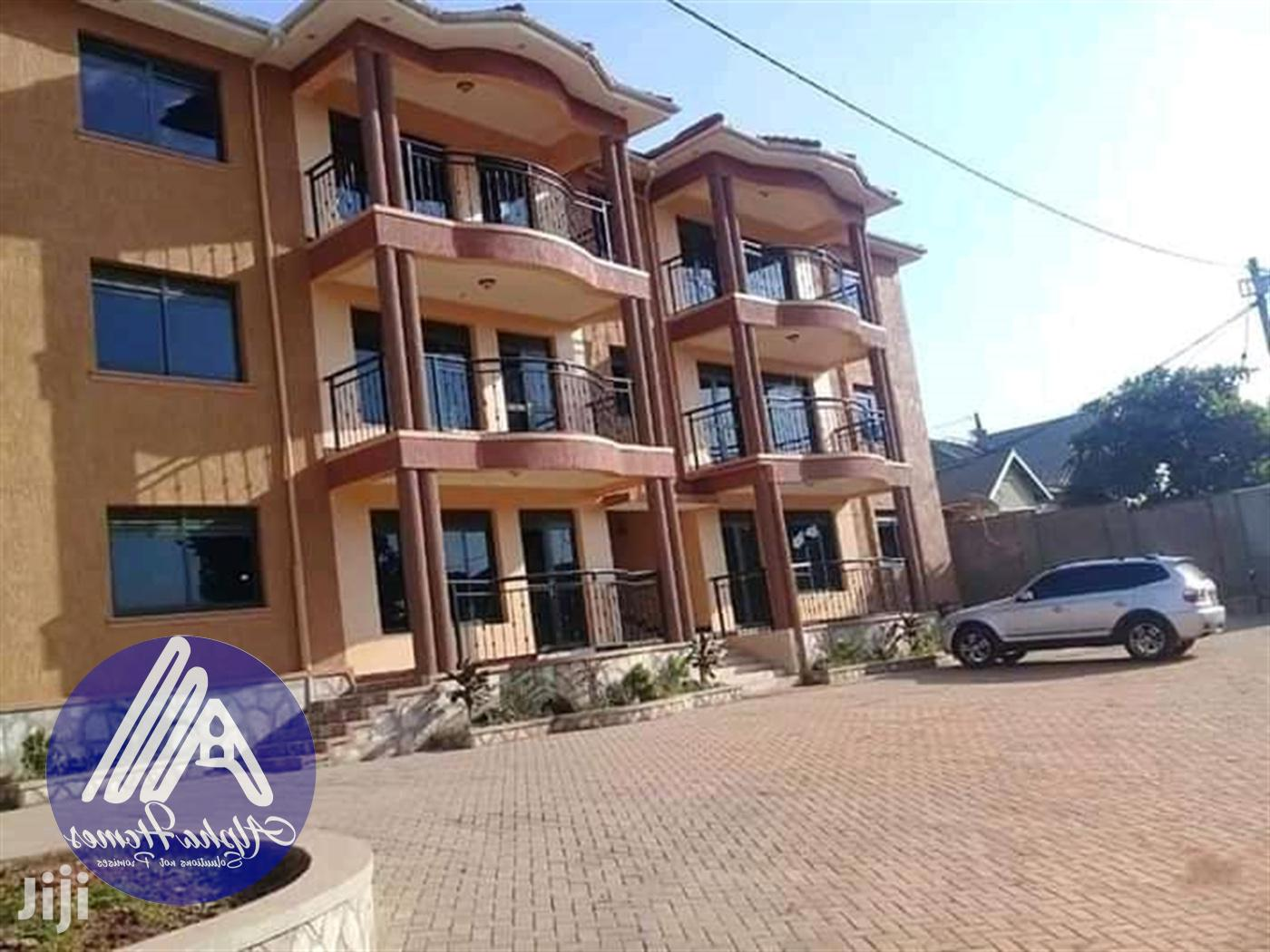 Ntinda New 3 Bedrooms Apartment for Rent
