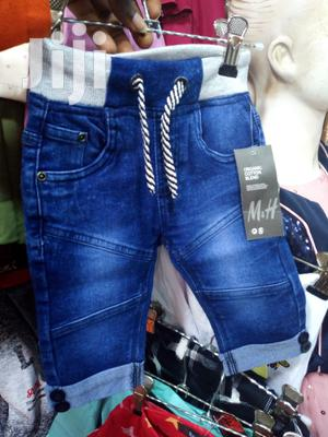 Jean Shorts | Children's Clothing for sale in Central Region, Kampala