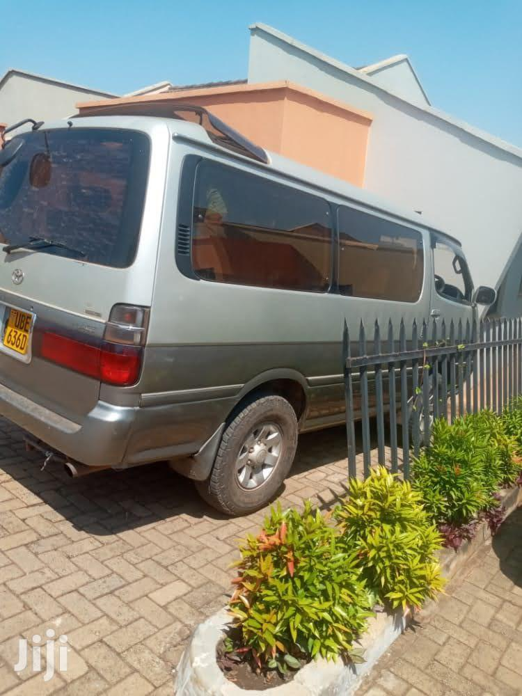 Toyota Hiace 1999 Silver | Buses & Microbuses for sale in Kampala, Central Region, Uganda
