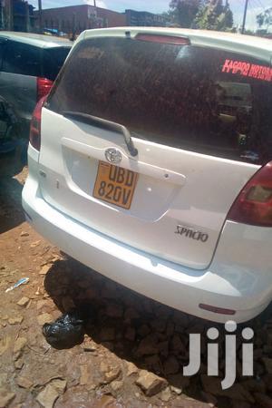 Toyota Spacio 2004 White | Cars for sale in Central Region, Kampala