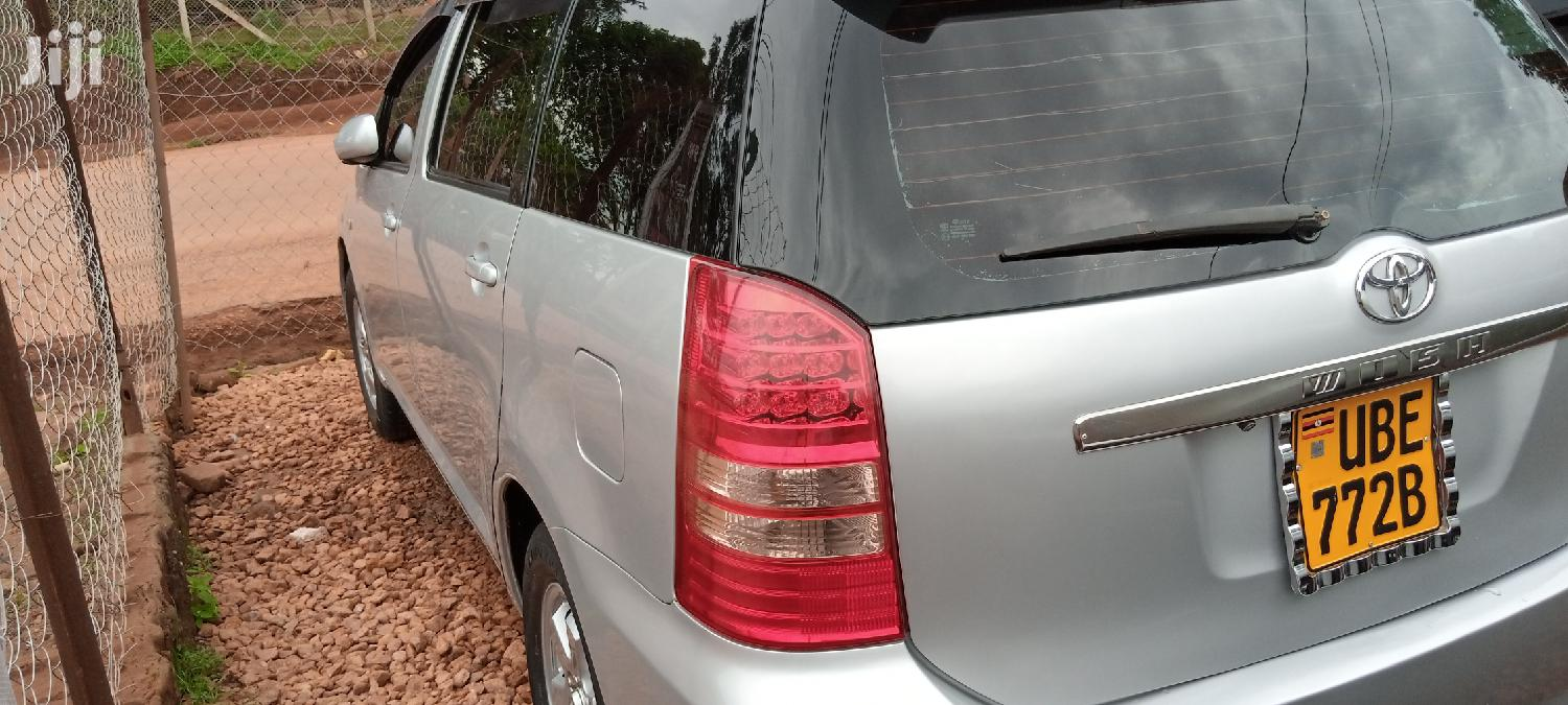 New Toyota Wish 2003 Gray | Cars for sale in Kampala, Central Region, Uganda