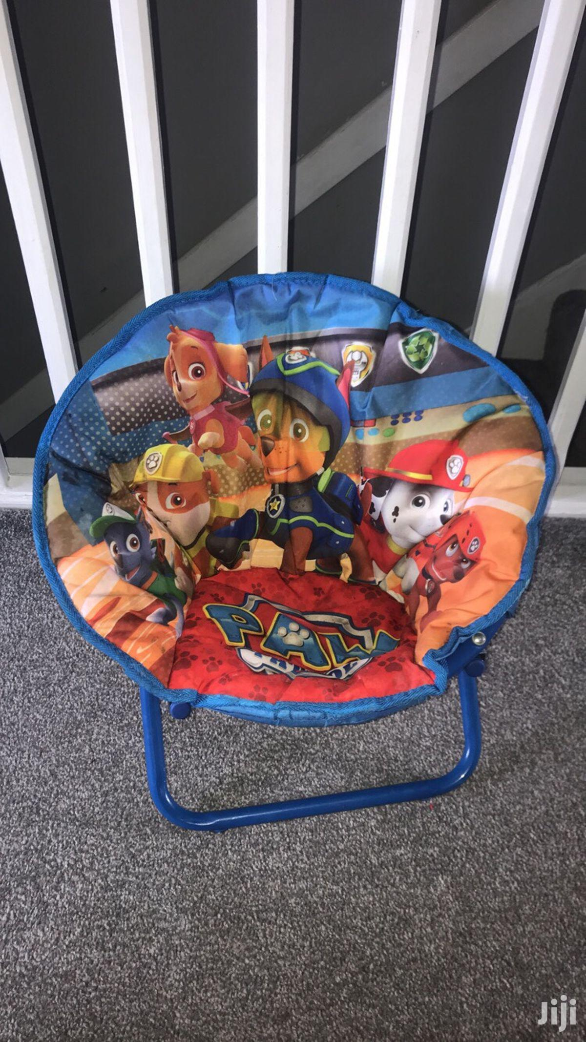 Kids Foldable Cartoon Chairs | Children's Furniture for sale in Kampala, Central Region, Uganda