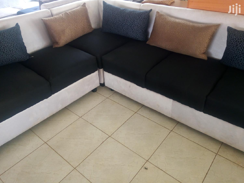 Sectional Corner Fabric Sofa Set | Furniture for sale in Kampala, Central Region, Uganda