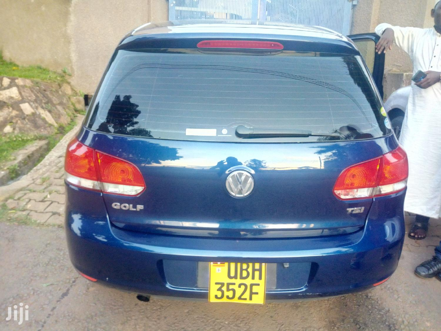 New Volkswagen Golf 2010 Blue | Cars for sale in Kampala, Central Region, Uganda