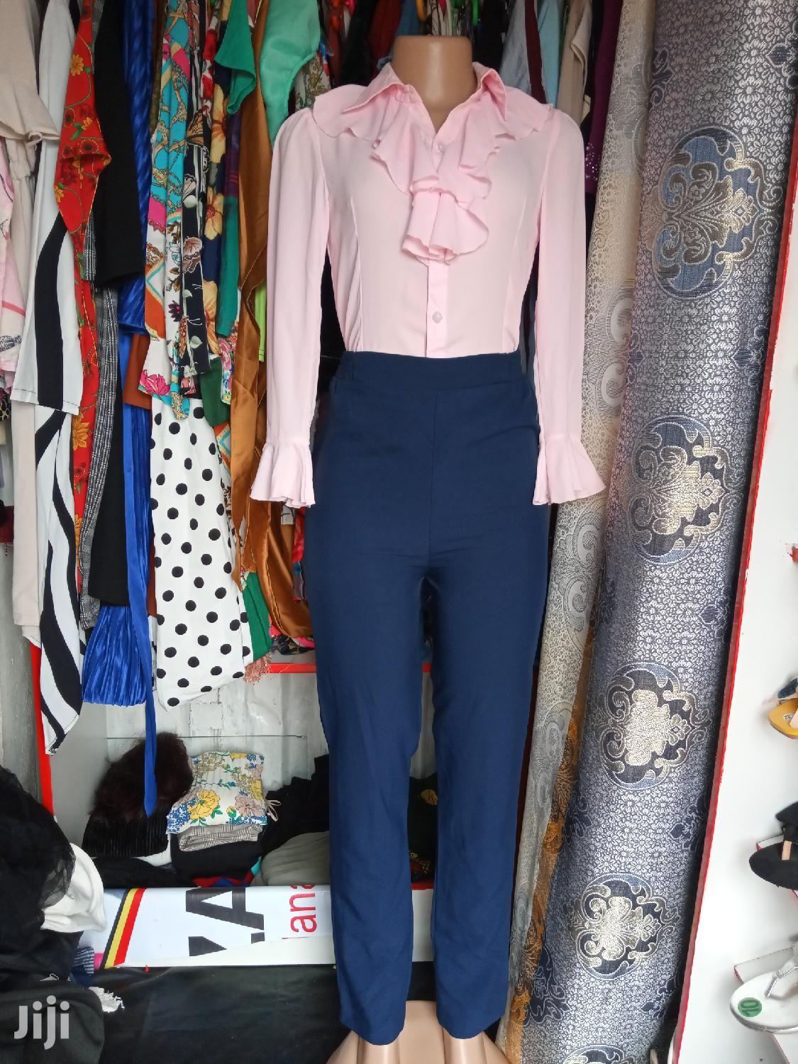 Office Wear and Dress Available