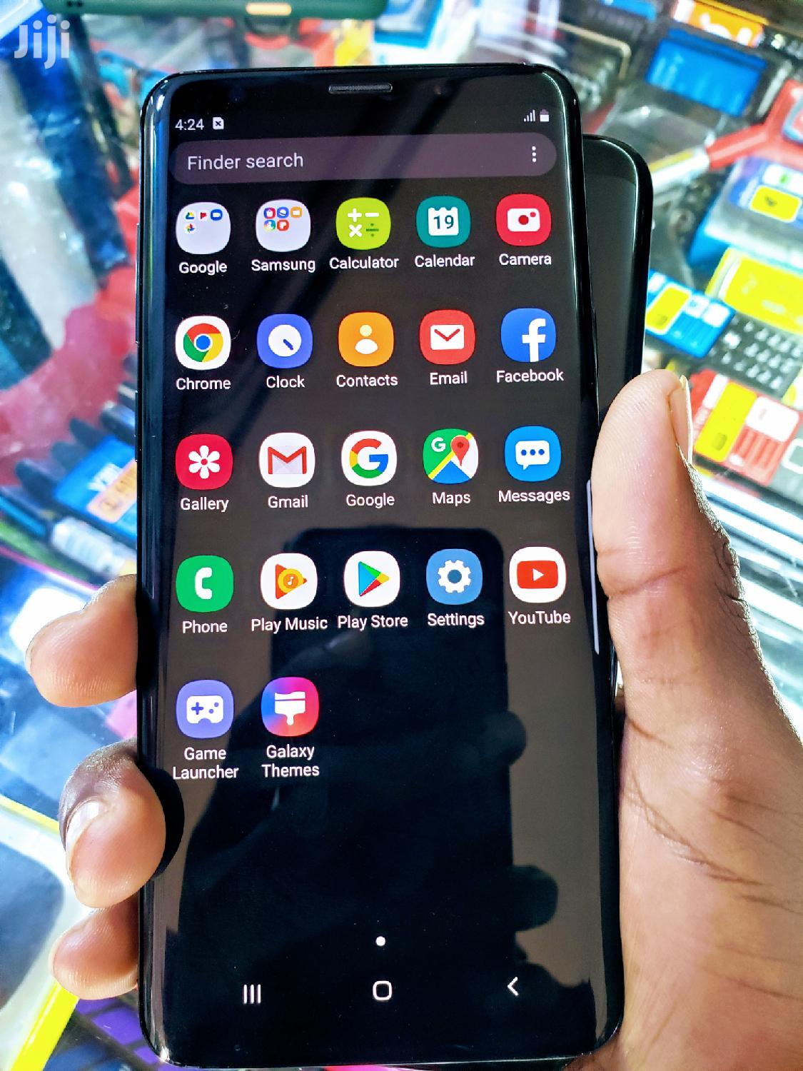 Samsung Galaxy S9 Plus 64 GB Black | Mobile Phones for sale in Kampala, Central Region, Uganda