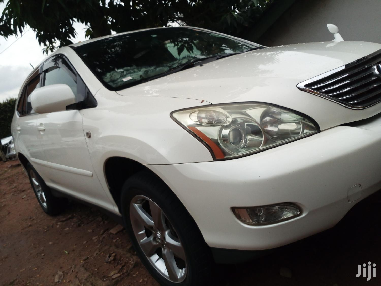 Toyota Harrier 2006 White | Cars for sale in Kampala, Central Region, Uganda