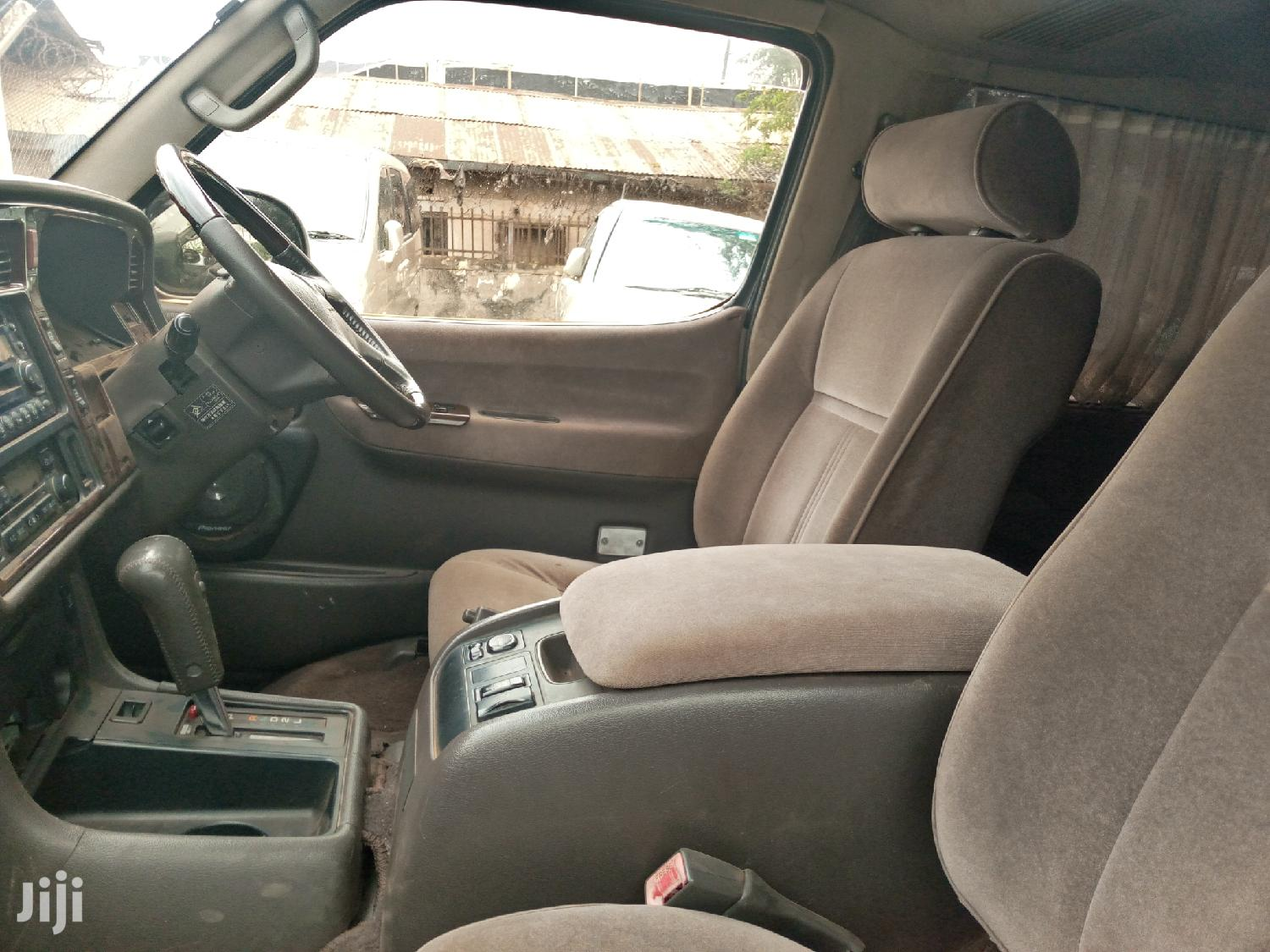 Toyota HiAce 2002 Silver | Buses & Microbuses for sale in Kampala, Central Region, Uganda