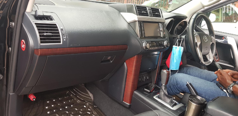 Archive: New Toyota Land Cruiser Prado 2015 Black