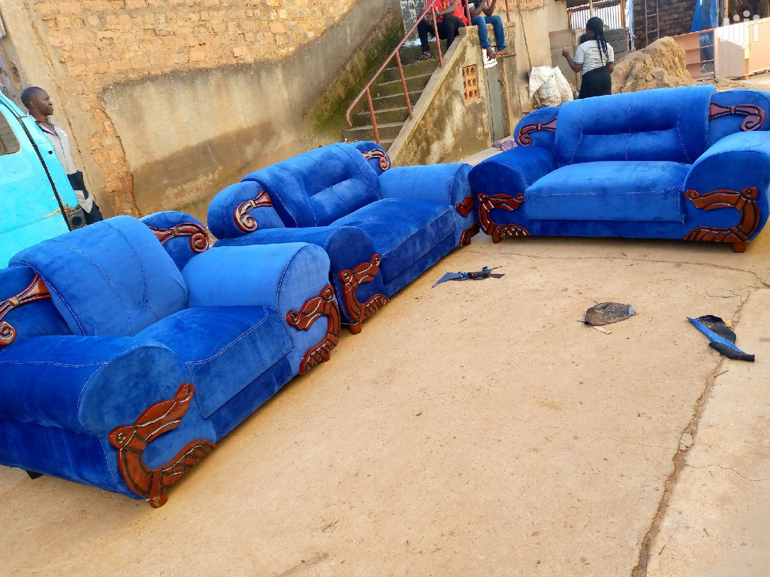 Archive: New Blue Sofas