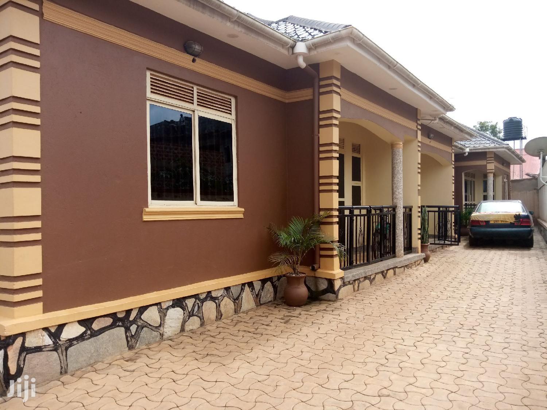 Kiwatule One Bedroom House For Rent