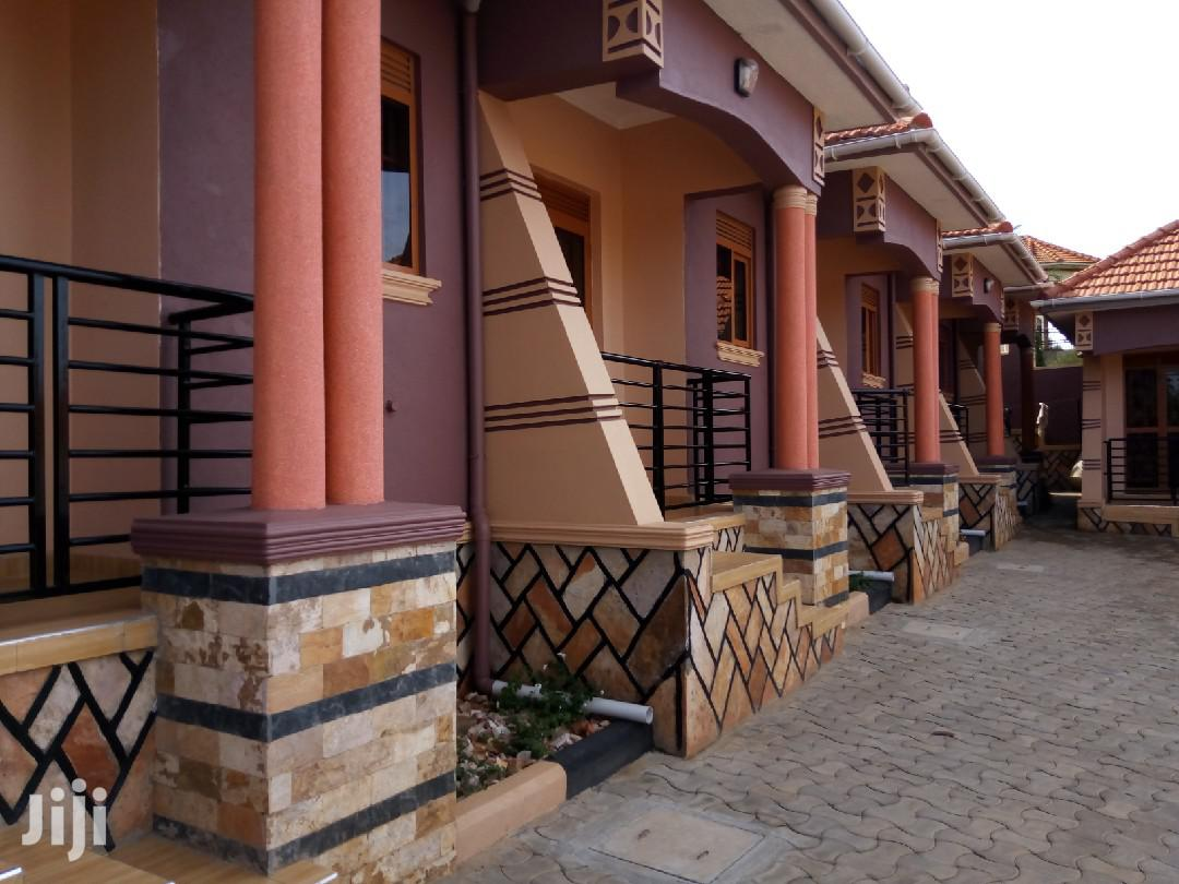 Kisasi Brand New One Bedroom House For Rent