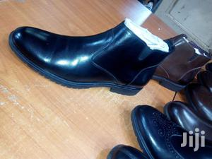 Clarks Pure Leather Boots | Shoes for sale in Central Region, Kampala