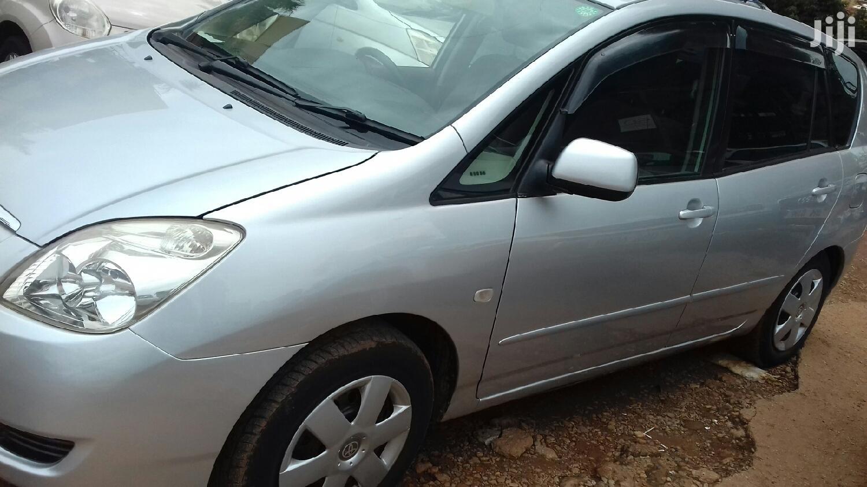 Archive: Toyota Spacio 2004 Silver