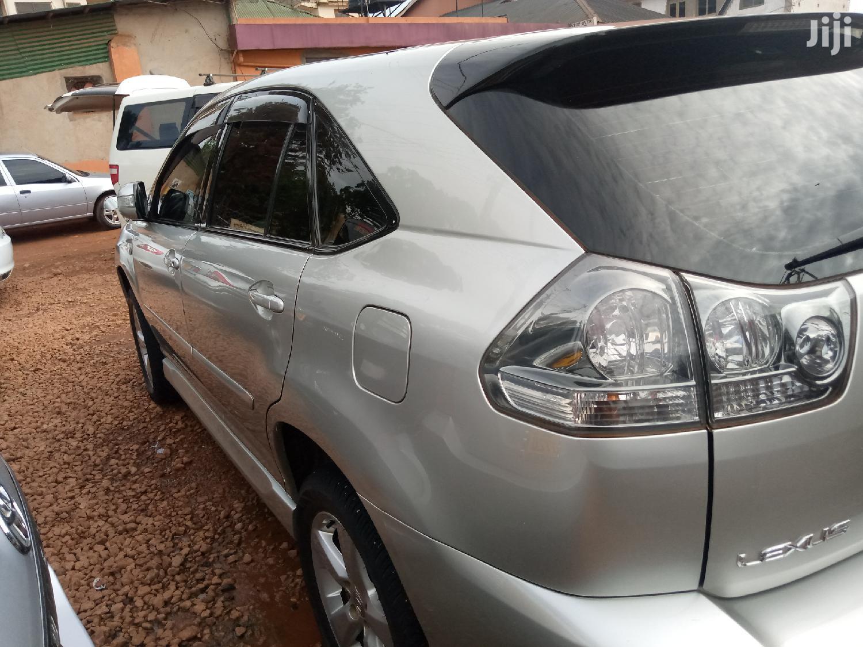 New Toyota Harrier 2007 Silver | Cars for sale in Kampala, Central Region, Uganda