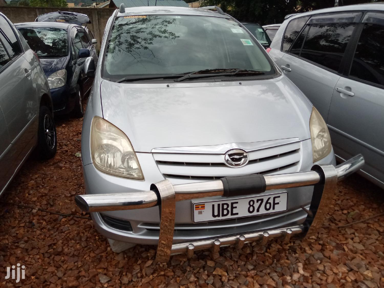 Toyota Spacio 2005 Silver