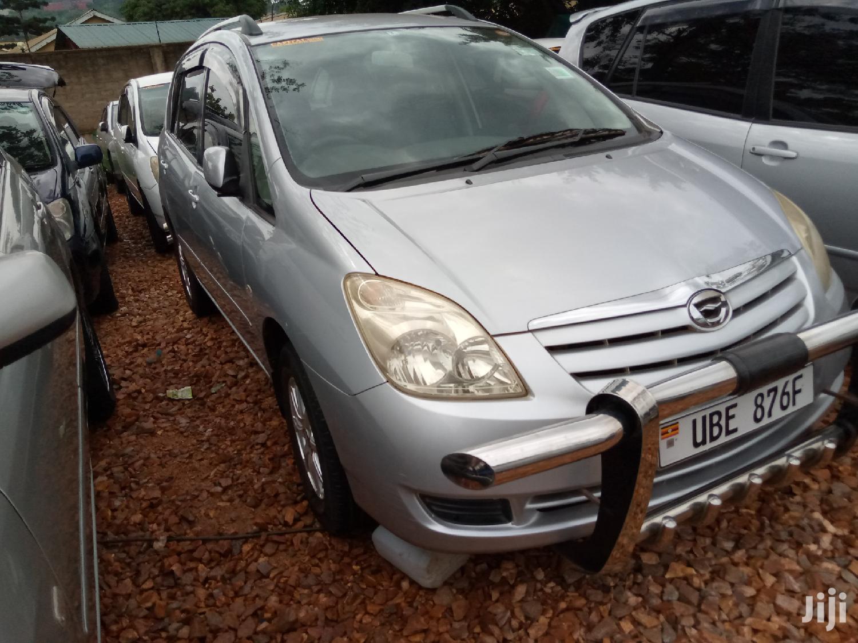 Toyota Spacio 2005 Silver   Cars for sale in Kampala, Central Region, Uganda