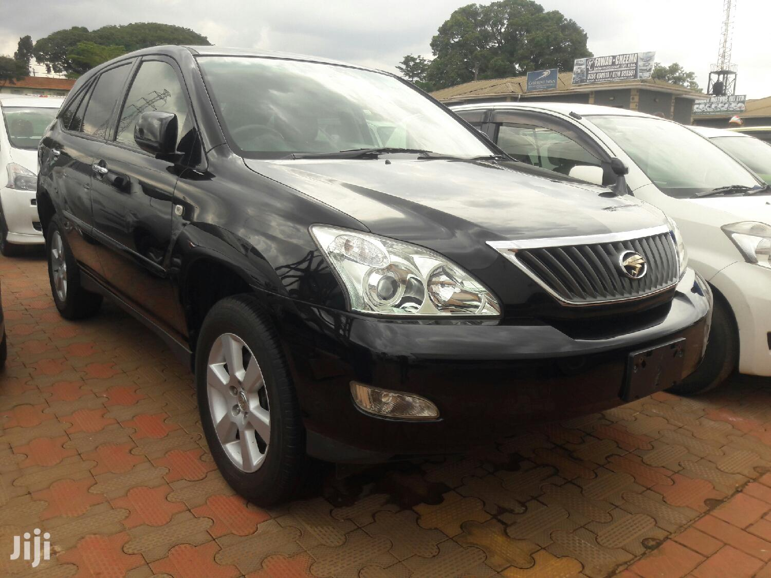 Toyota Harrier 2007 Black | Cars for sale in Kampala, Central Region, Uganda