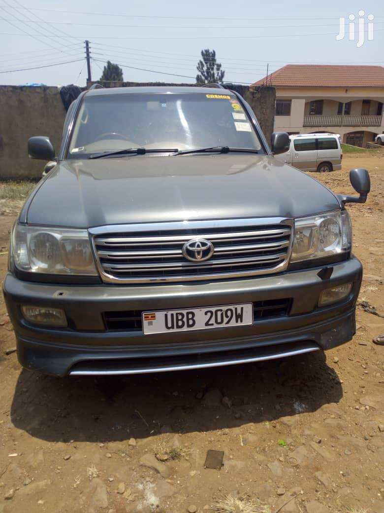 Toyota Land Cruiser 2002 Black | Cars for sale in Kampala, Central Region, Uganda