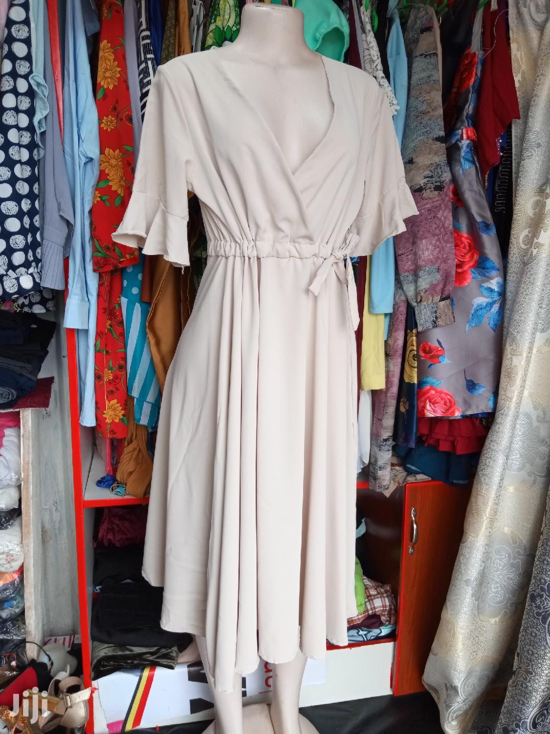 Chiffon Descent Dress Available | Clothing for sale in Kampala, Central Region, Uganda