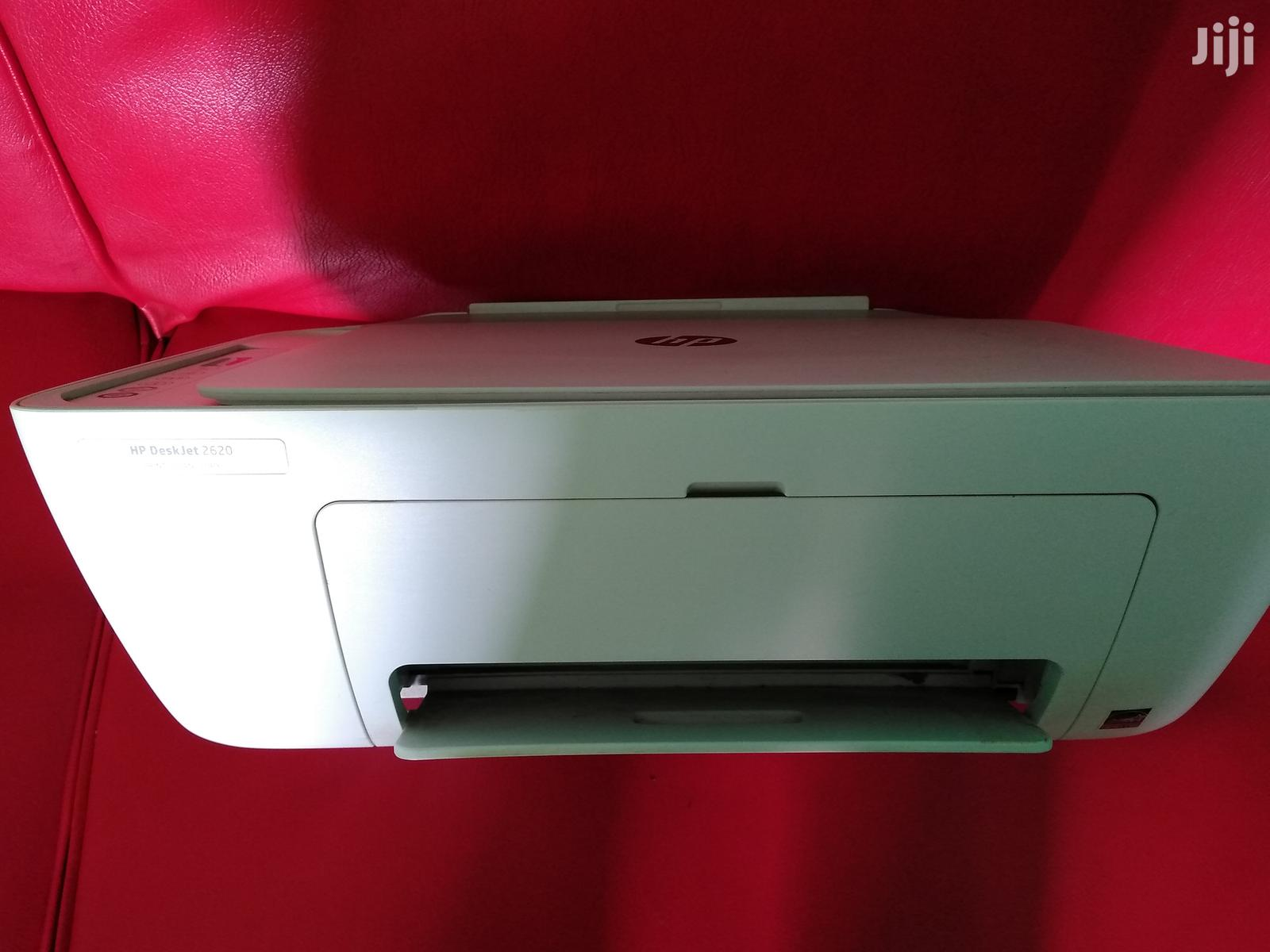 Archive: HP Deskjet 2620 All In One Wireless Deskjet Printer