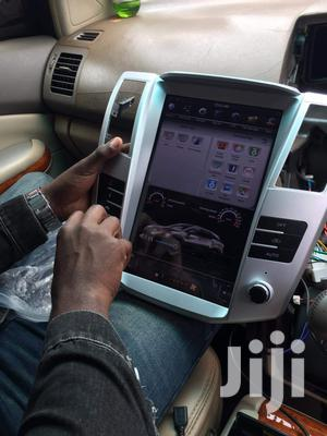 Harrier Kawundo Car Radio Android Tesla   Vehicle Parts & Accessories for sale in Central Region, Kampala