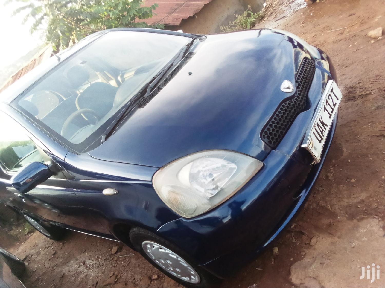 Toyota Vitz 1998 Blue | Cars for sale in Kampala, Central Region, Uganda