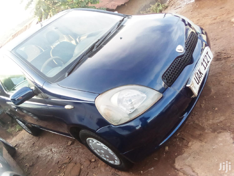 Toyota Vitz 1998 Blue