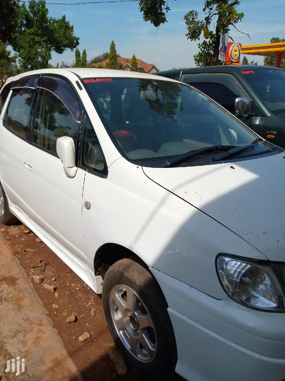 Toyota Spacio 1998 White   Cars for sale in Kampala, Central Region, Uganda