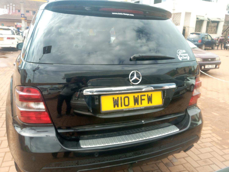 New Mercedes-Benz M Class 2009 Black | Cars for sale in Kampala, Central Region, Uganda