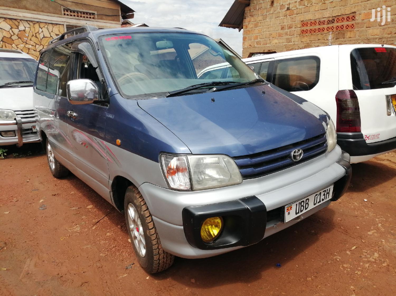 Toyota Noah 1998 Blue   Cars for sale in Kampala, Central Region, Uganda