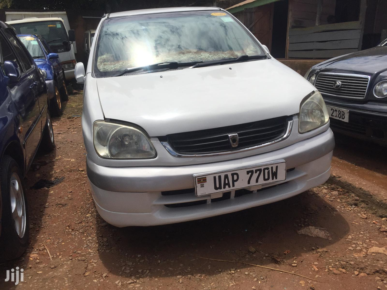 Toyota Raum 2001 White | Cars for sale in Kampala, Central Region, Uganda