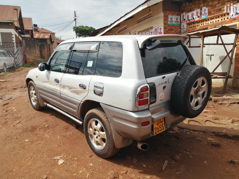 Toyota RAV4 Cabriolet 1998 White