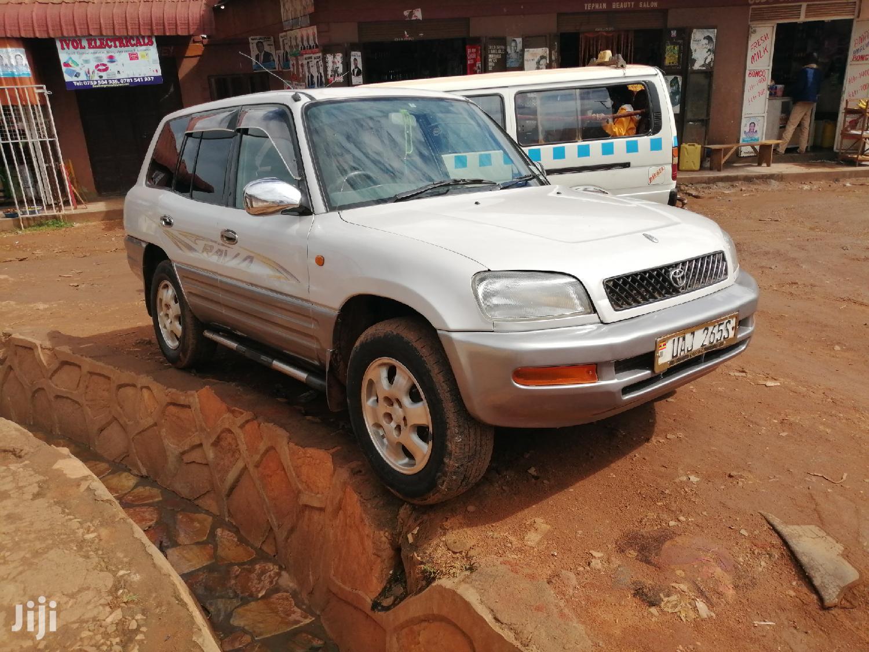 Toyota RAV4 Cabriolet 1998 White | Cars for sale in Kampala, Central Region, Uganda