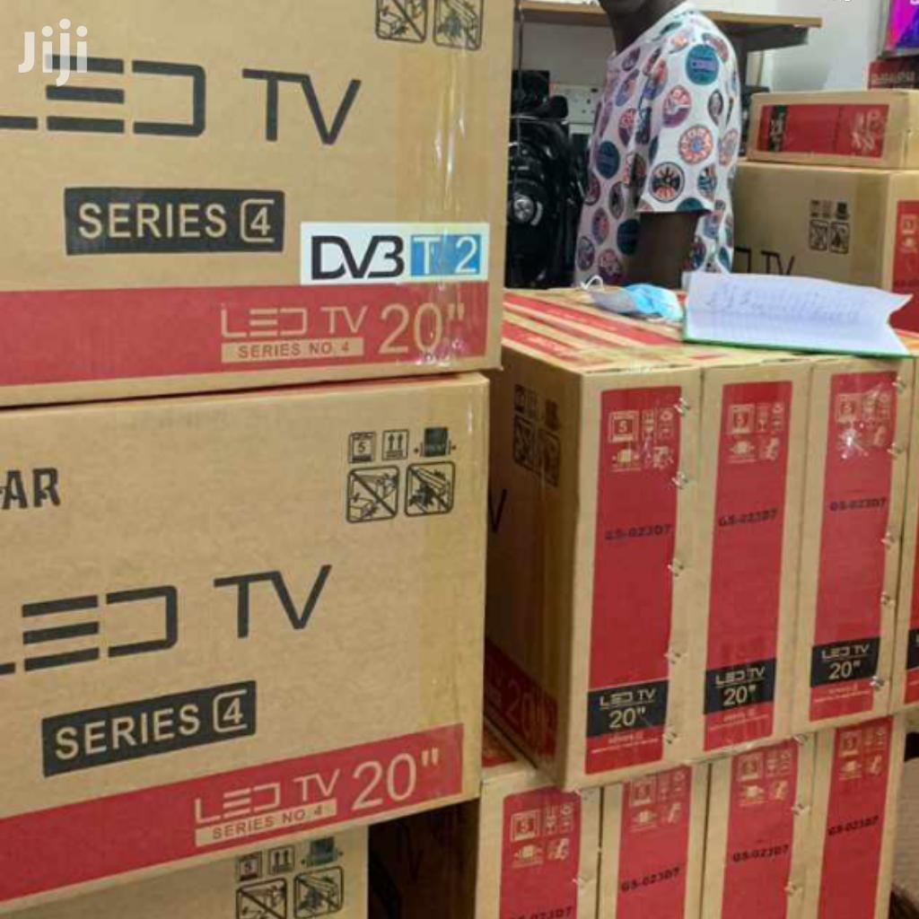 Globalstar Free To Air Inbuilt Decoder TV 20 Inches