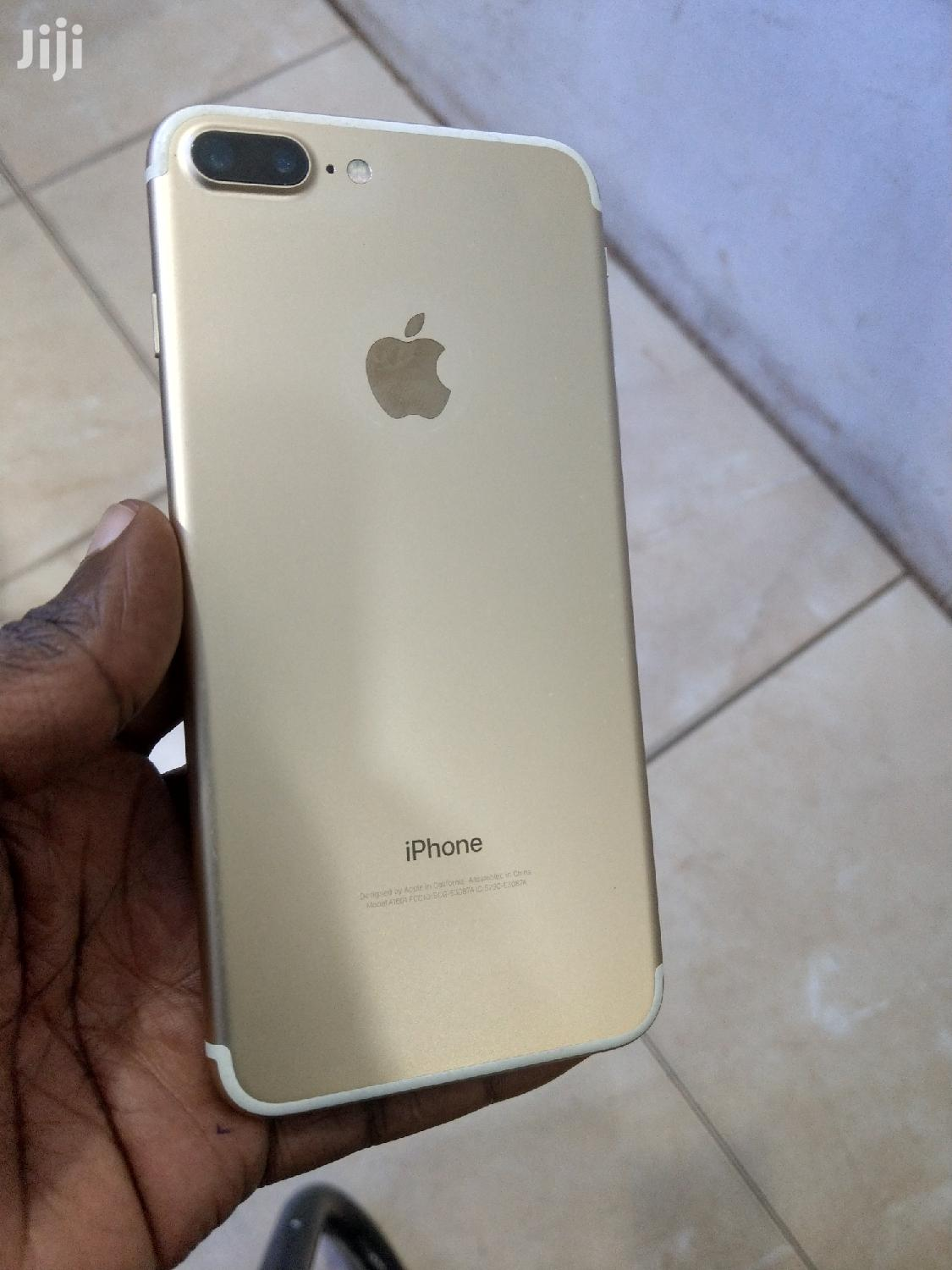 Archive: Apple iPhone 7 Plus 32 GB Gold