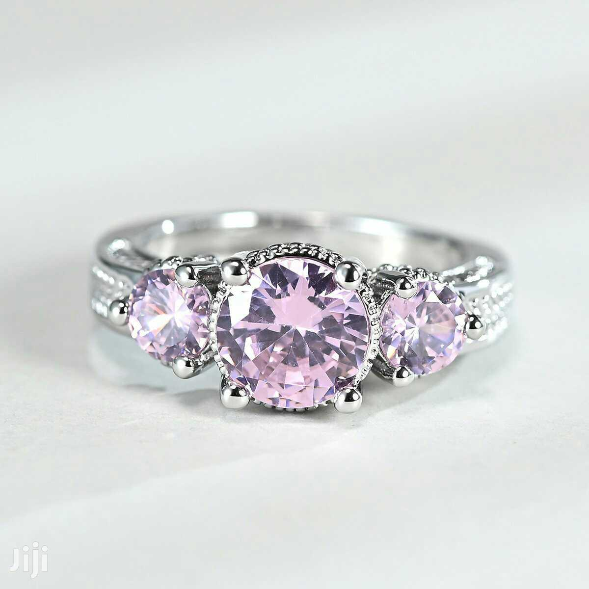 Pink Engagement Ring | Wedding Wear & Accessories for sale in Kampala, Central Region, Uganda