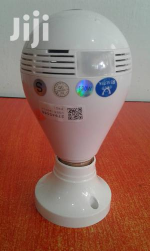 Bulb Camera With Light   Security & Surveillance for sale in Central Region, Kampala