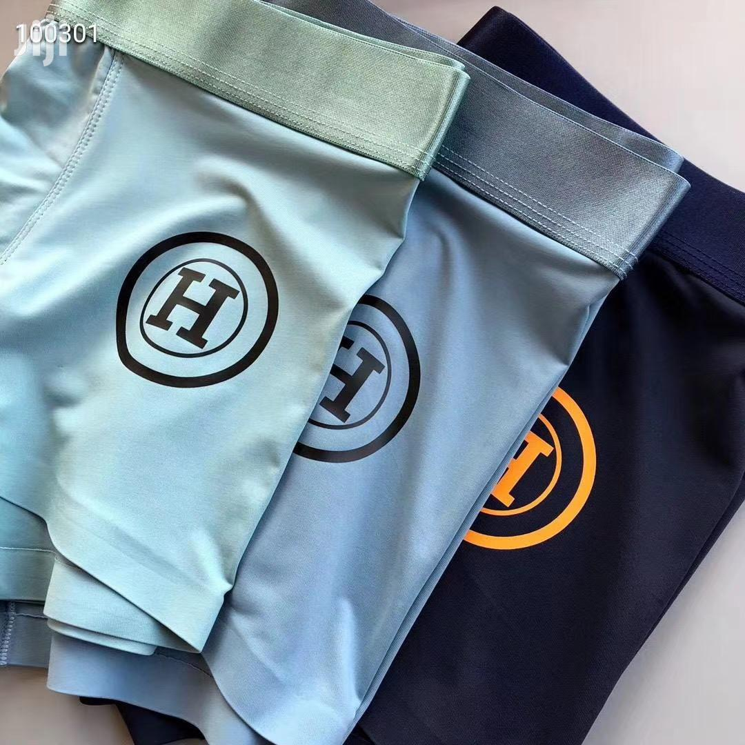 Three Pieces of Hermes of Mens Boxers | Clothing Accessories for sale in Kampala, Central Region, Uganda