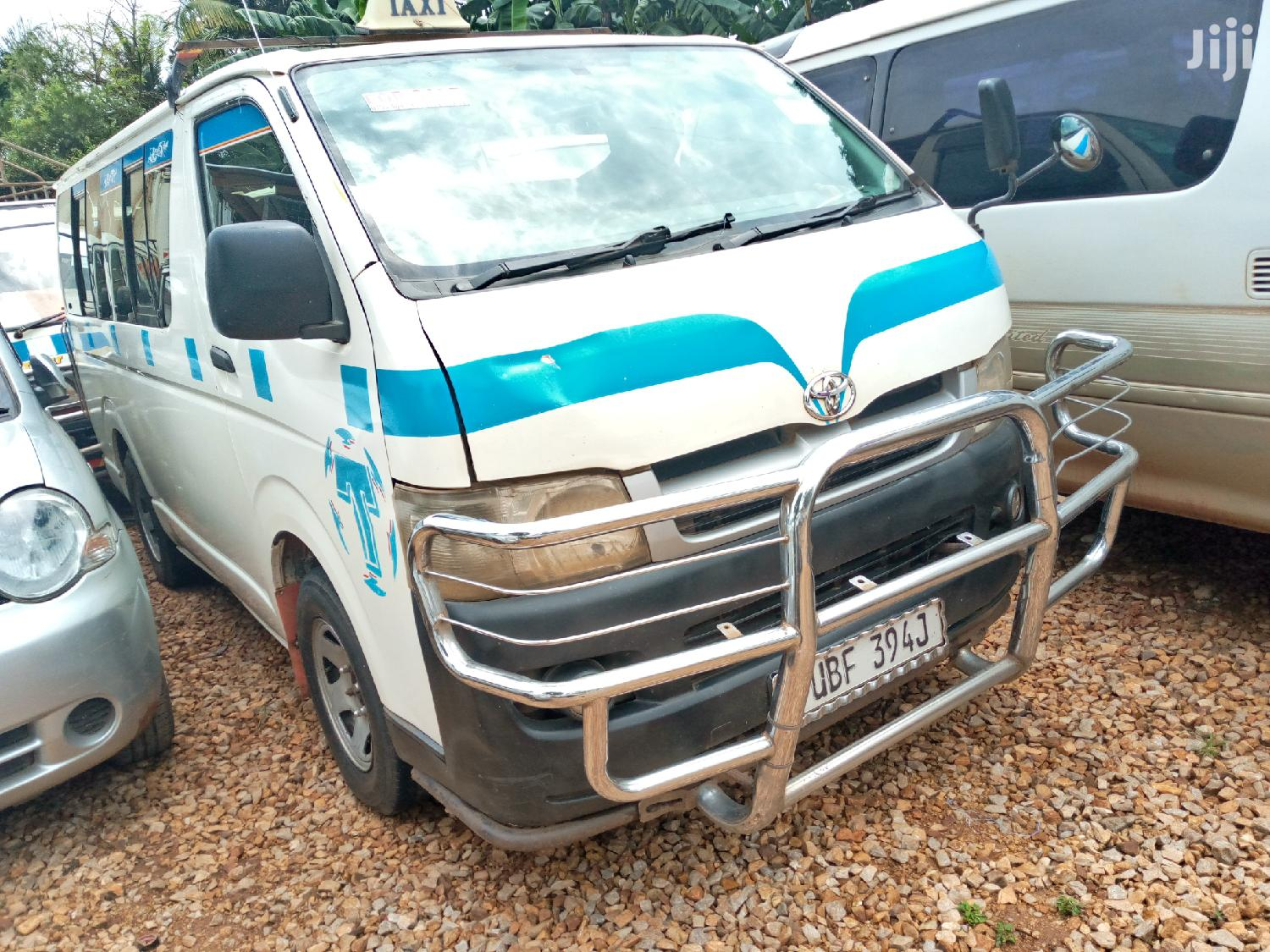 Archive: Toyota Hiace Drone