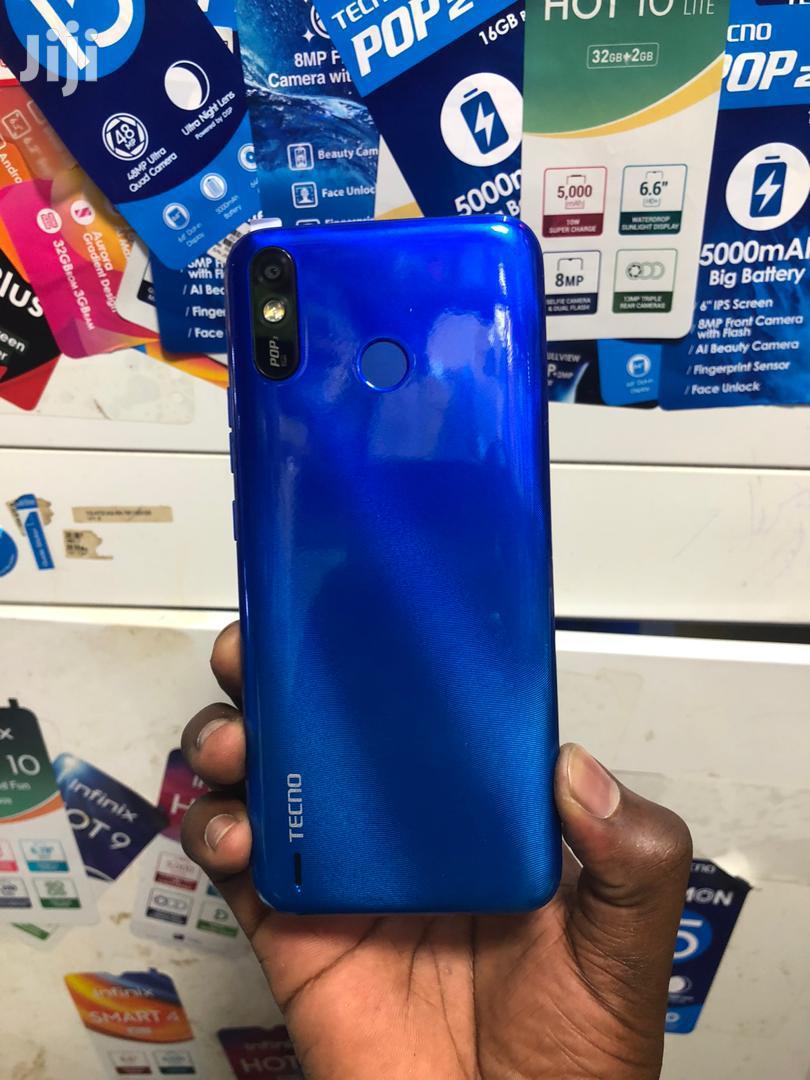 New Tecno Pop 3 Plus 16 GB Blue | Mobile Phones for sale in Kampala, Central Region, Uganda