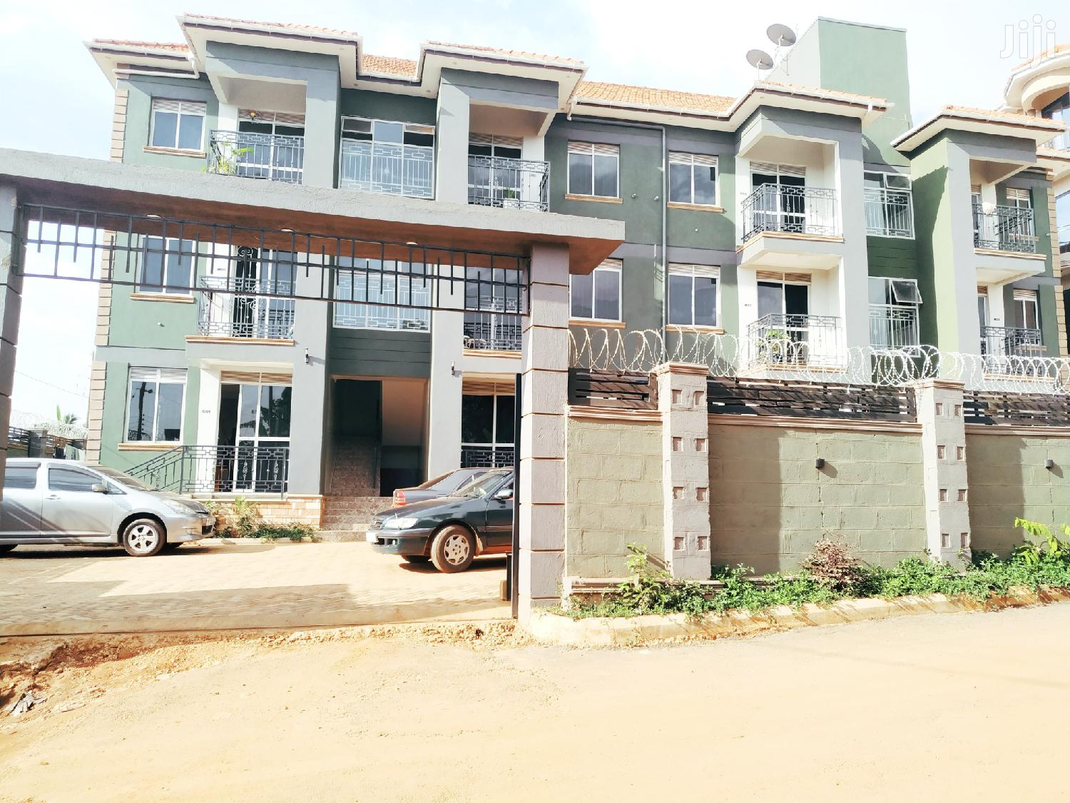 12 Double Rental Units Apartment For Sale In Najjera
