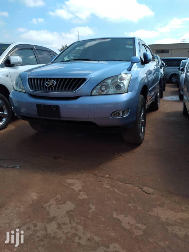 Toyota Harrier 2008 Blue | Cars for sale in Kampala, Central Region, Uganda