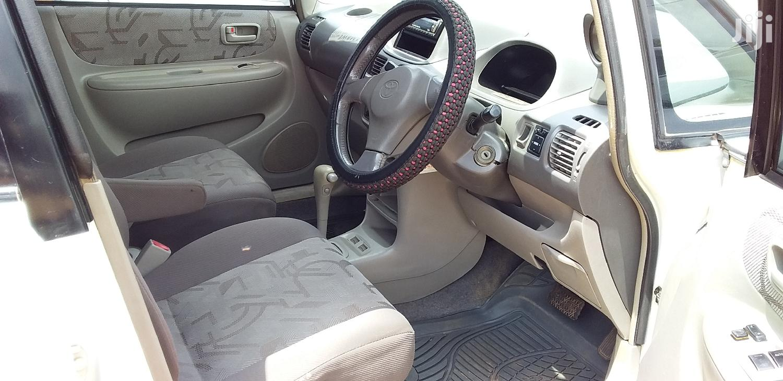 Archive: Toyota Spacio 2000 White