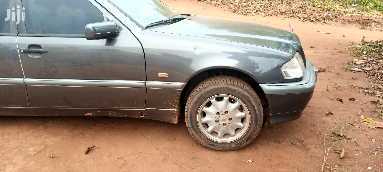 Mercedes-Benz C200 1999 Gray | Cars for sale in Kampala, Central Region, Uganda